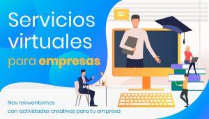 servicios virtuales para empresas